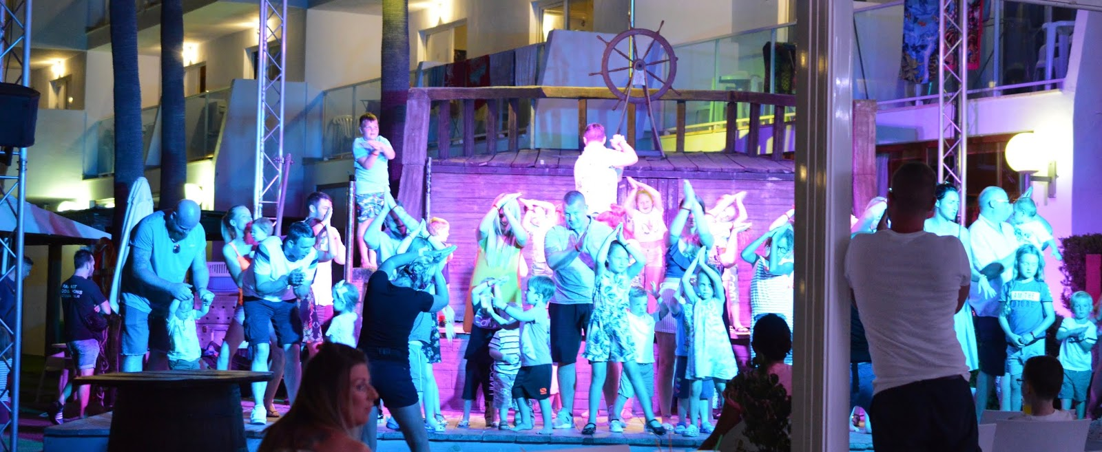 Pirates Village Santa Ponsa | Jet 2 Holidays Review  - mini disco