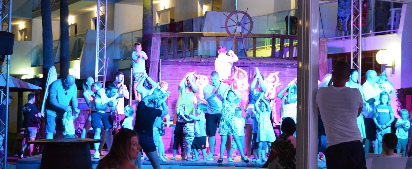 Pirates Village Santa Ponsa | Jet 2 Holidays Review  - mini disco
