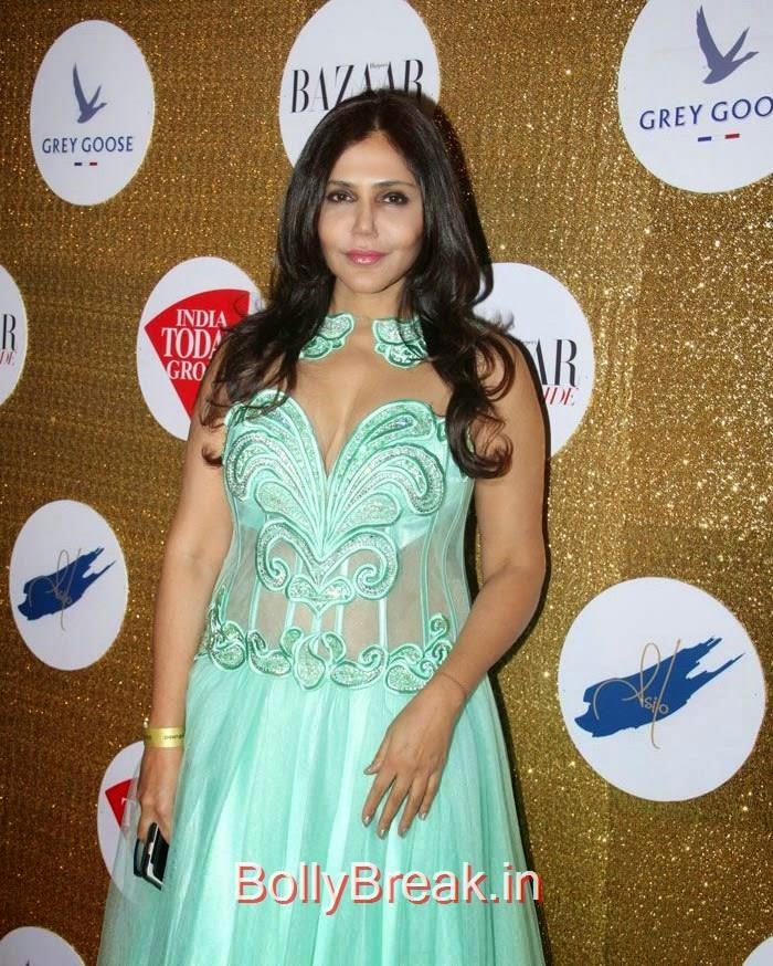 Nisha Jamwal, Nishka Lulla Hot Photos At Harper's Bazaar Bride 1st Anniversary Party