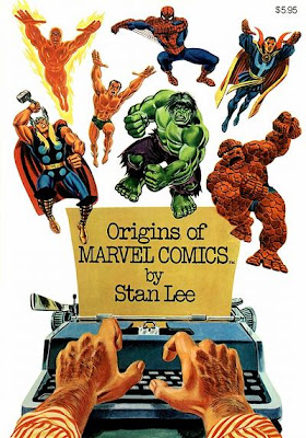 Origins of Marvel Comics, Stan Lee