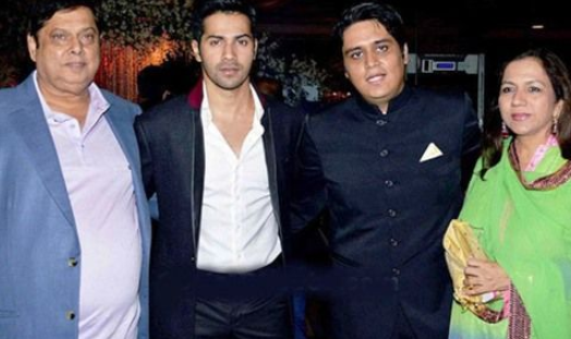 David Dhawan son, wife, brother, family, religion, family photo, and varun dhawan, photo, image, movies, upcoming movies, and govinda, films, movie list, age, wiki, biography