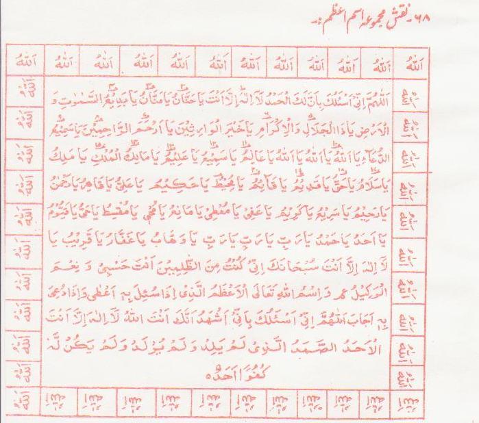 """68 - Taveez ( """"Her Kism Ki Bimariyo Ki Ilaj Ke Liye"""" ), Get Rid Off Any Diseases & Pains"""