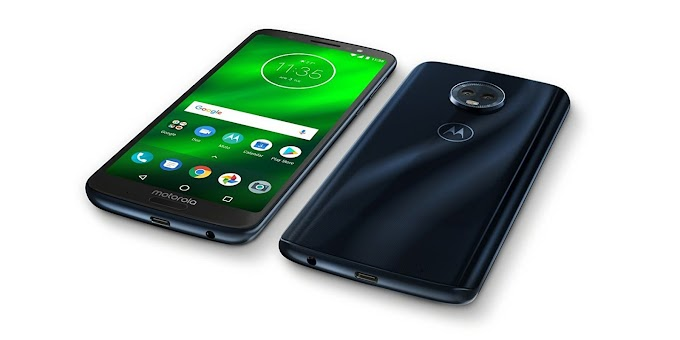 Motorola Moto G6 on Verizon receives Android 9.0 Pie