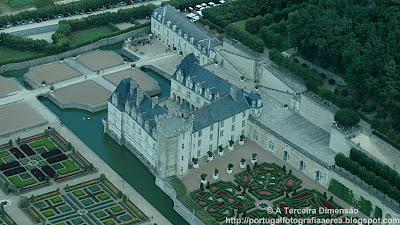 Castelos do Vale do Loire - Château de Villandry