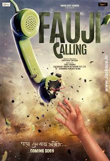 Fauji Calling First Look Poster 1