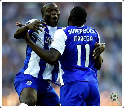 Moussa Marega Aboubakar Porto