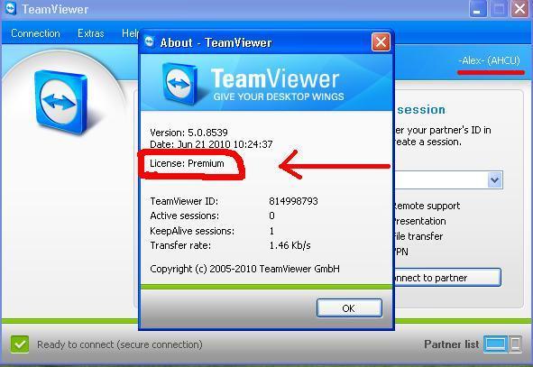 Nat teamviewer