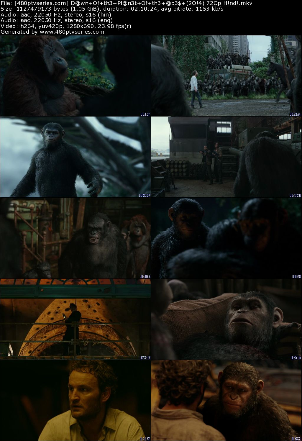 Download Dawn of the Planet of the Apes (2014) 1GB Full Hindi Dual Audio Movie Download 720p Bluray Free Watch Online Free Full Movie Download Worldfree4u 9xmovies
