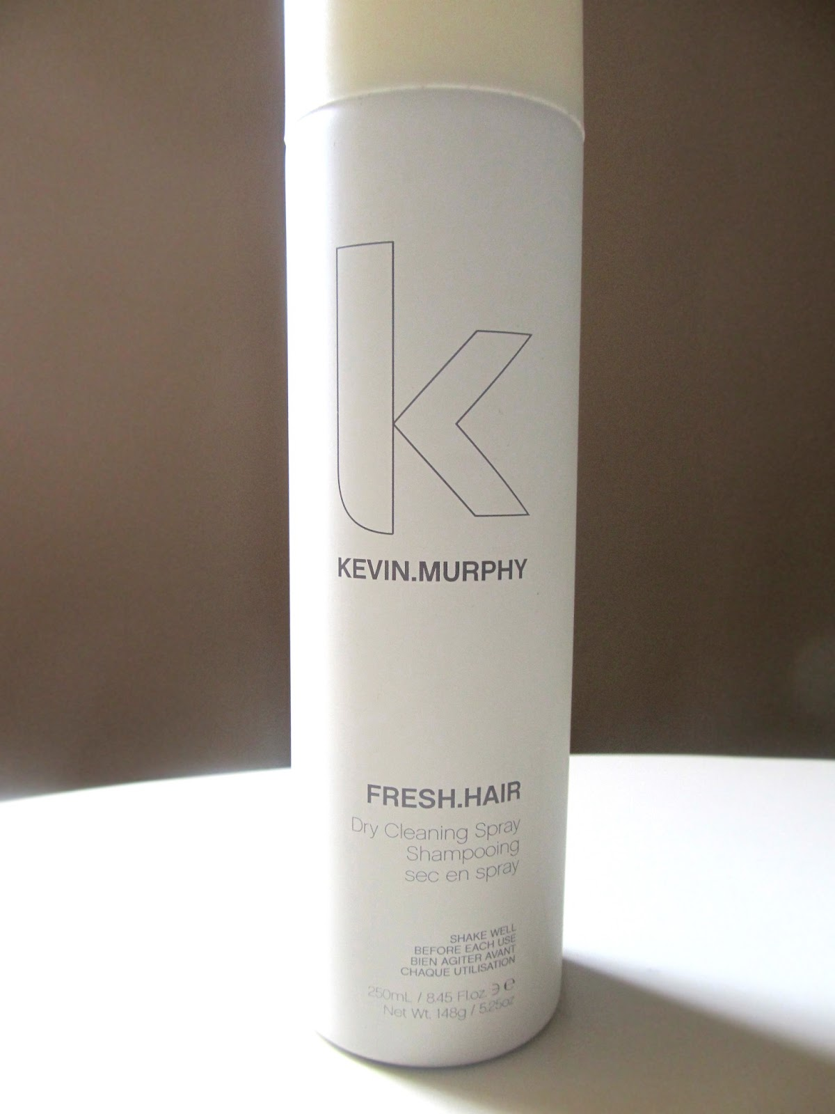 Populære akoute: REVIEW: KEVIN.MURPHY FRESH.HAIR DRY SHAMPOO AT-86