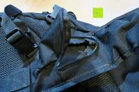 Brusttasche: Lalawow Sling Bag taktisch Rucksack Daypack Fahrradrucksack Umhängetasche Schultertasche Crossbody Bag