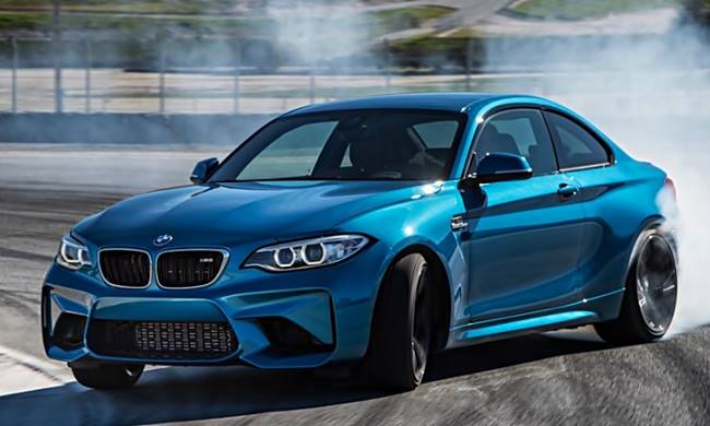 2017 BMW M2 Performance Review
