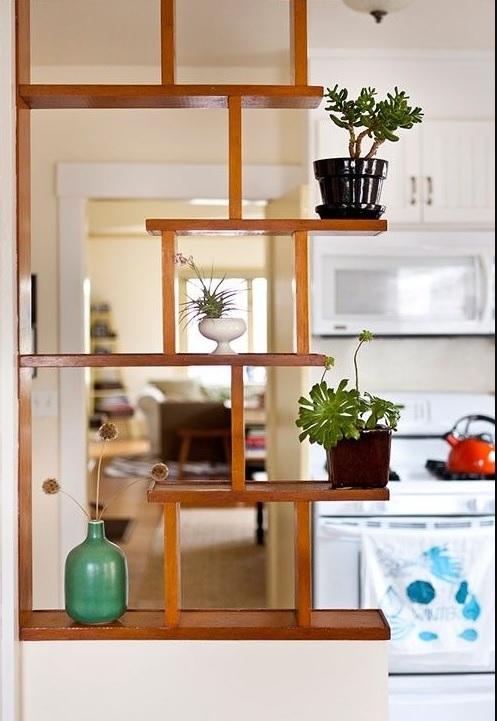 48 Desain Sekat Ruangan Dari Kayu Minimalis Modern