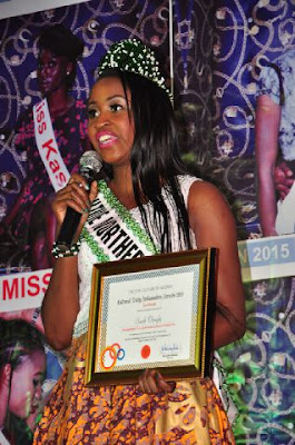 The Vision of Queen Sarah Obongha made Visible.