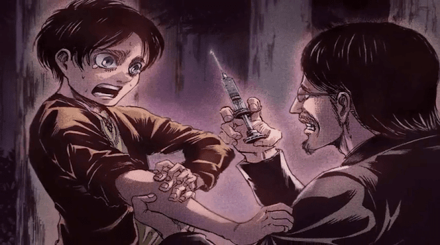 Grisha Eren - Attack On Titan Season 3 Episode 7