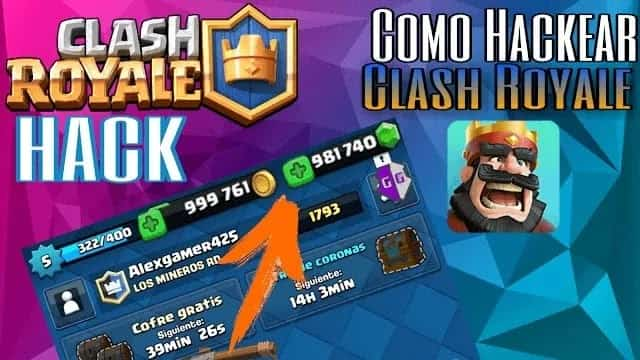 Clash Royale Hack 2019