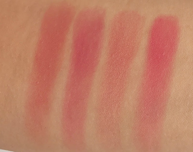Tarte Holiday Collection 2017 QVC Review Swatch Swatches