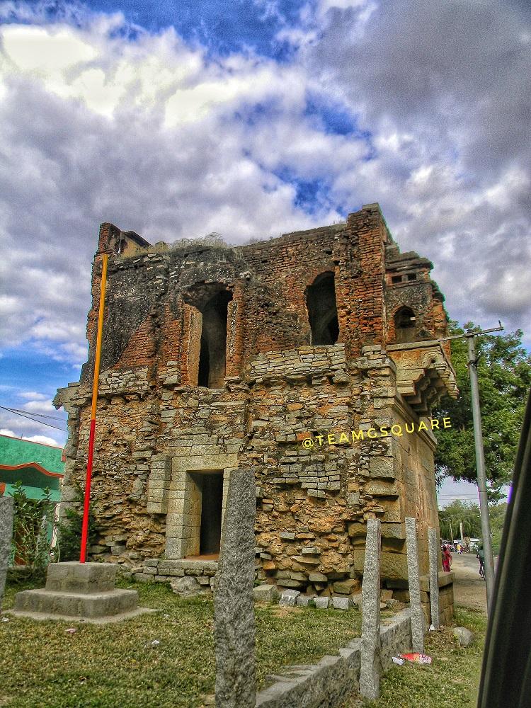 Tangalli Mahal, Gudekote, Bellary