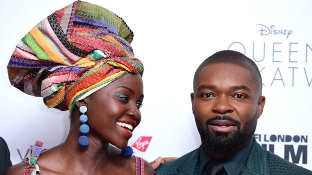 Queen of Katwe stars praise film's 'uplifting' view of Africa