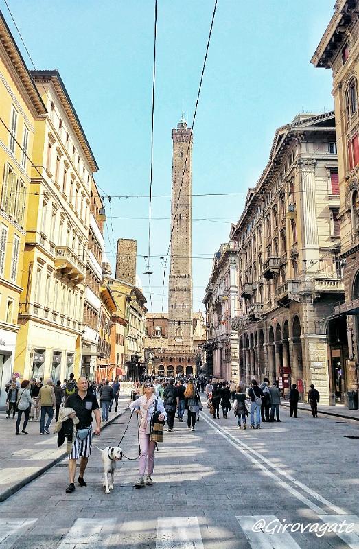 Torre Asinelli Bologna