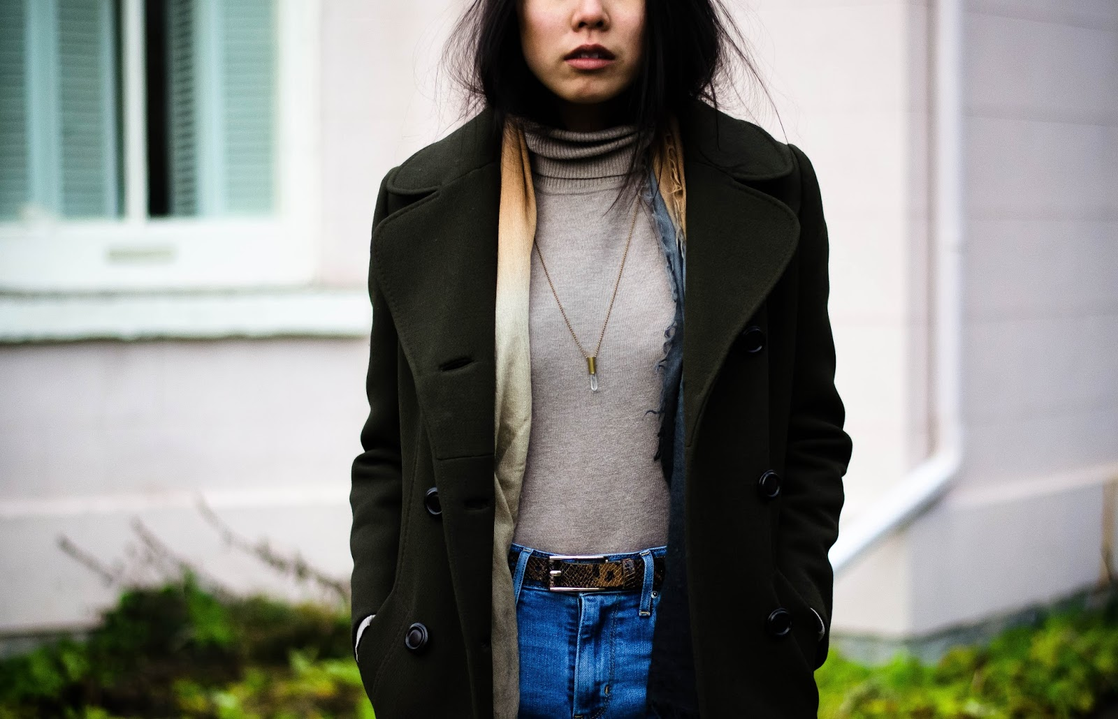 Baby It's Cold Outside | Dressing For The Winter Fashionably | Sammy Huynn