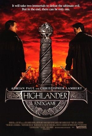Highlander - A Batalha Final Filmes Torrent Download capa