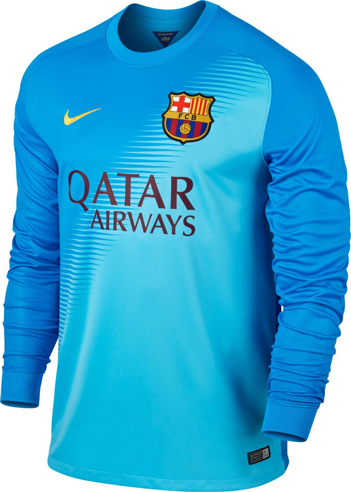 Fc Barcelona Away Jersey 2017 - Cardigan With Buttons ac9cf2e2a