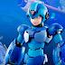 Tamashii Nations anuncia o Rockman da sua nova linha Giga Armor Series, da Super Alloy!