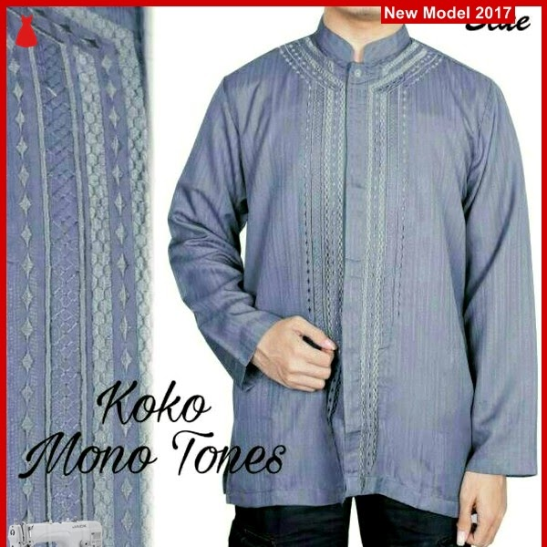 MSF0186 Model Koko Lukman Murah Mono Tones BMG