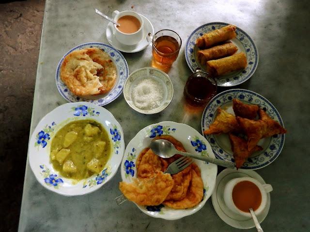 comida tipica birmania