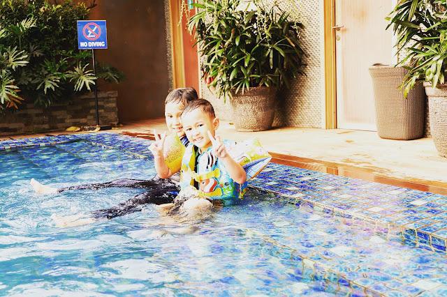 mengisi liburan dengan aktifitas seru bersama anak