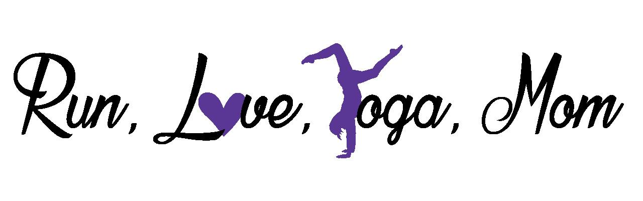 Run, Love, Yoga