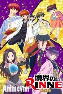 Kyoukai no Rinne (TV) SS3 -  2017 Poster
