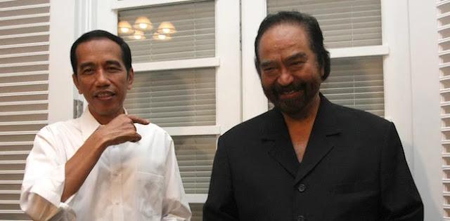 Politik 'Genderuwo', Kang Mas Jokowi Baper