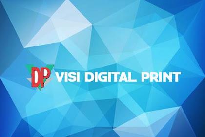 Lowongan CV. Visi Digital Print Pekanbaru November 2018