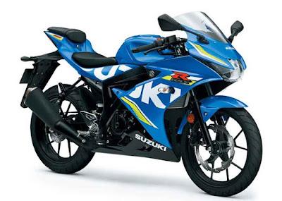 Suzuki GSX R 125 MotoGP