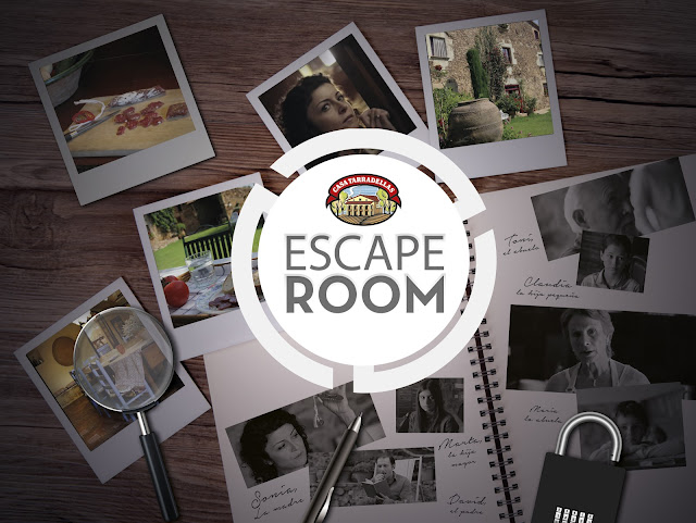 Escape Room Pistas