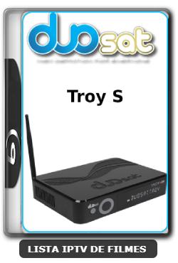 Duosat Troy S Nova Atualização Resolvido problema VOD V1.56 - 04-06-2020