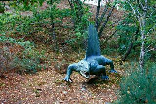 LE PARC DE PREHISTOIRE DE BRETAGNE. Доисторический парк Бретани.