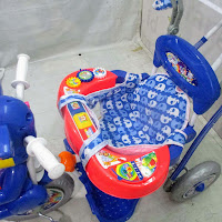 royal baby ball sirkus sepeda roda tiga