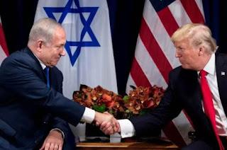 POR ISRAEL, TRUMP ATROPELA TODOS