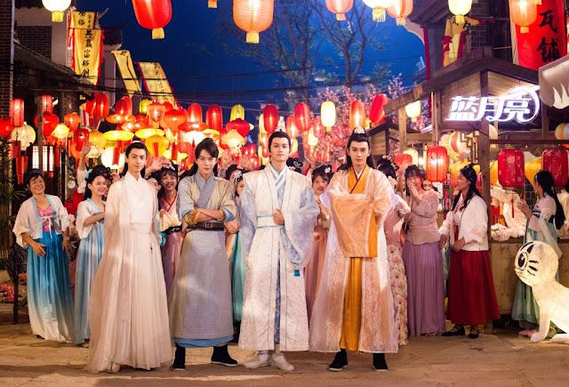 Four Great Scholars Hunan TV