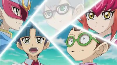 Ver Yu-Gi-Oh! ZEXAL Temporada 2: La batalla final - Capítulo 144