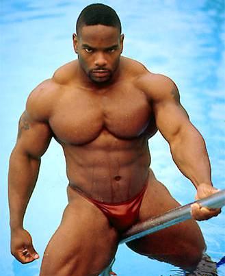 STRENGTH FIGHTER™: Johnnie Jackson The Power Bodybuilder