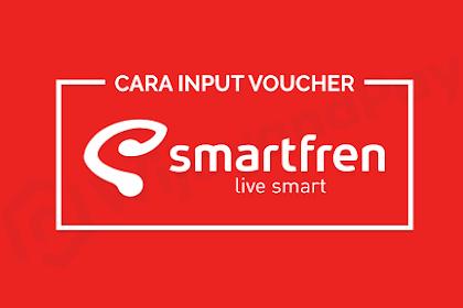Cara Mudah Input Voucher Smartfren