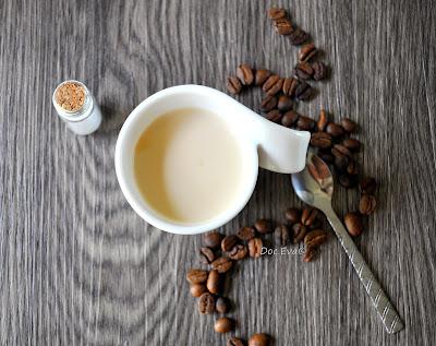 lowcarb Espresso-Panna-Cotta