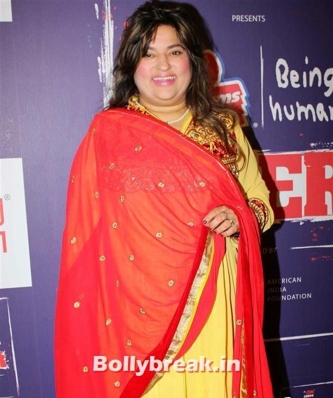 Dolly Bindra, Salaman Khan, Vishakha Singh, Hasleen Kaur at Veer Campaign Launch