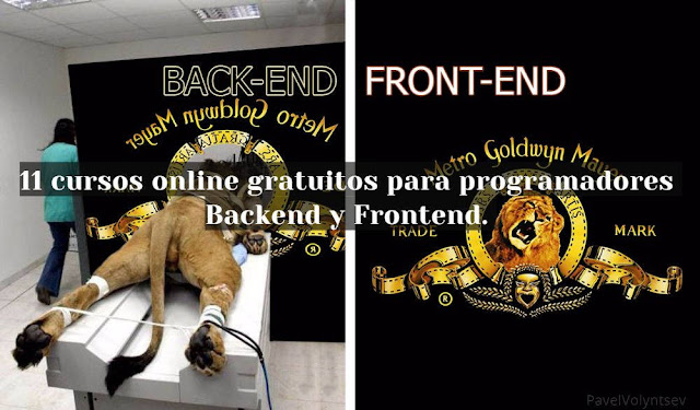cursos-gratis-Backend-Frontend.