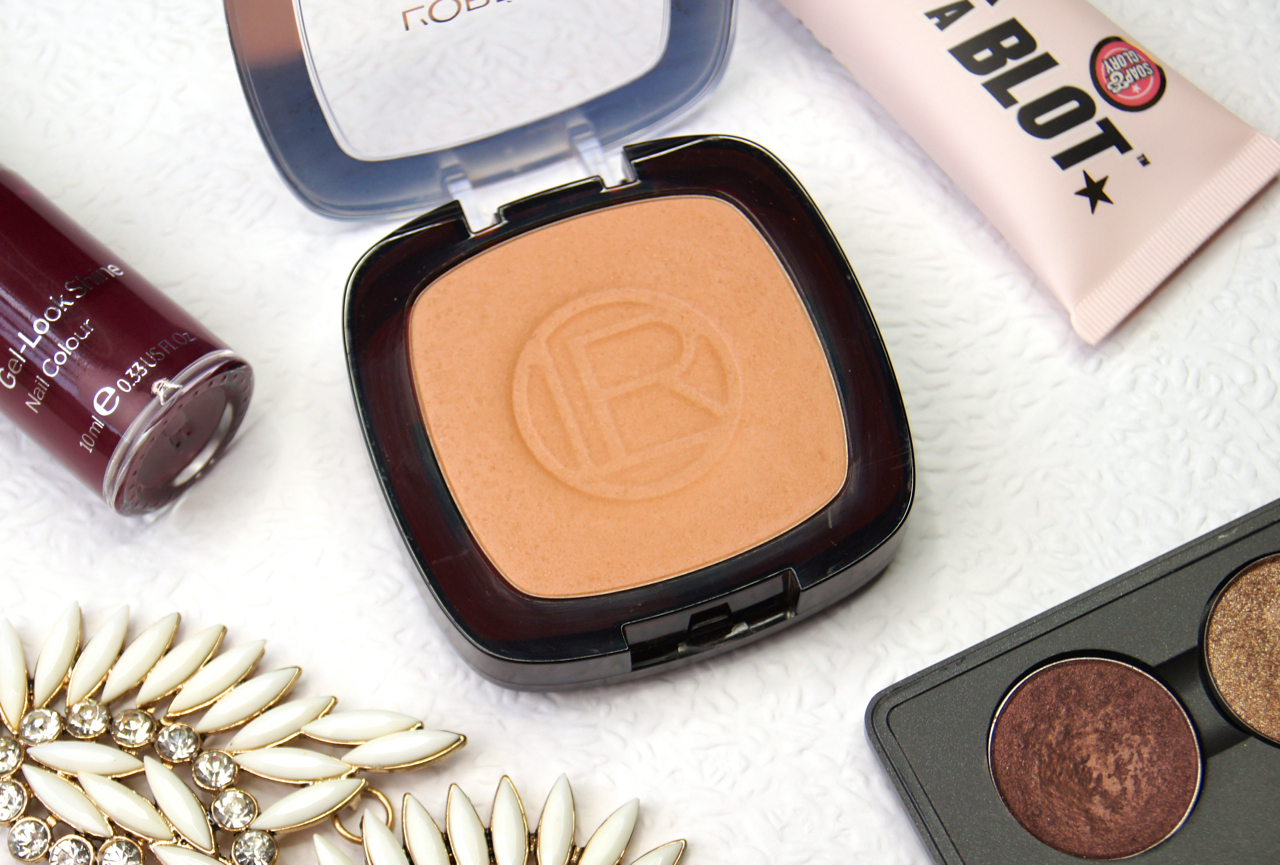 loreal glam bronze mono bronzer 00 blond sun review