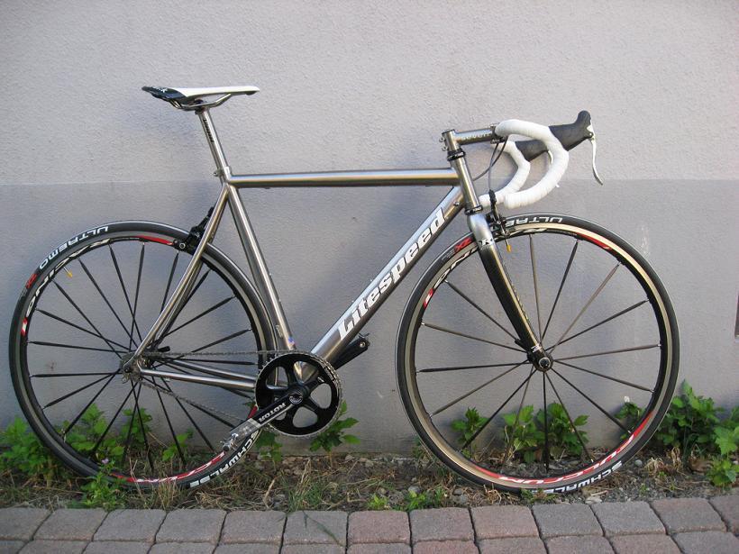 bicicleta sem marchas