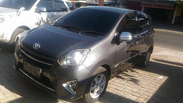 harga bekas Toyota Agya G tahun 2014